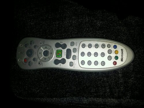 Windows Media Center Remote